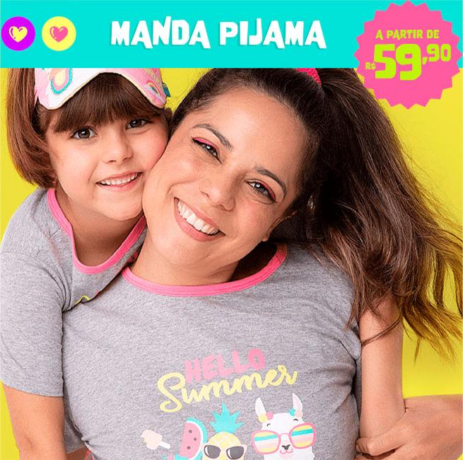 Manda Pijama! A partir de 59,90