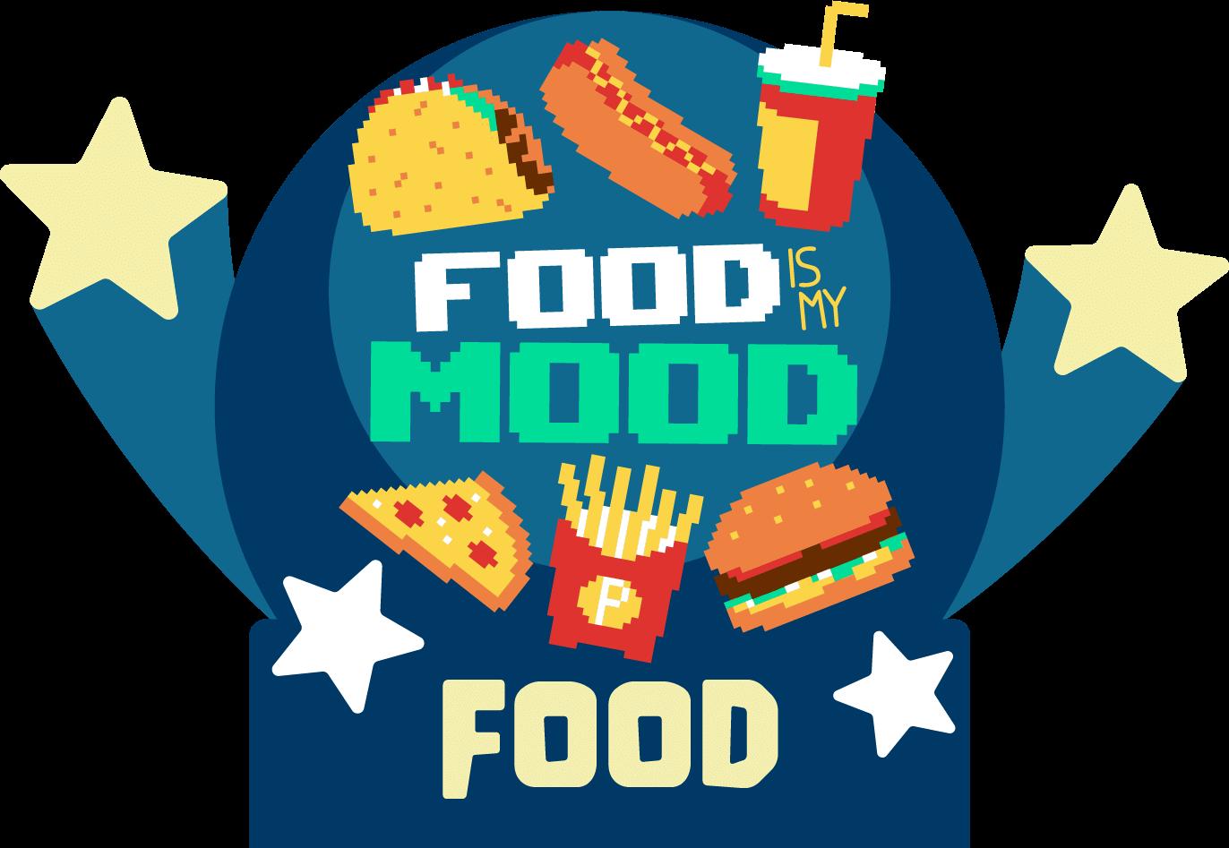 Personagem Food Mood