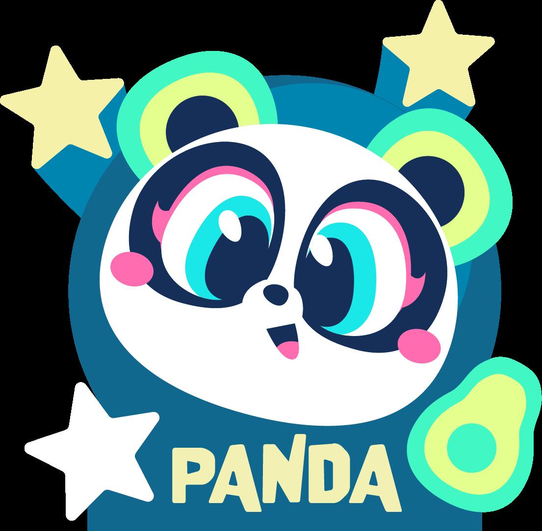 Personagem Panda